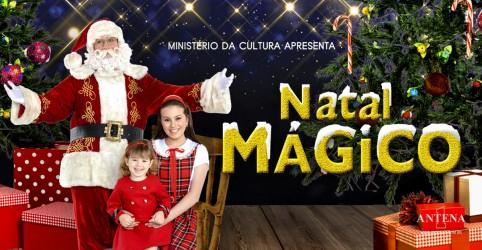 NATAL MÁGICO- ESPETÁCULO
