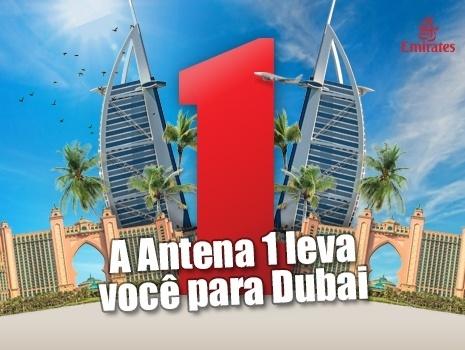 Placeholder - loading - Promoção - Antena 1 e Emirates Airline - Dubai