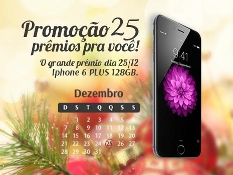 Placeholder - loading - Promoção - 1 Iphone 6 Plus