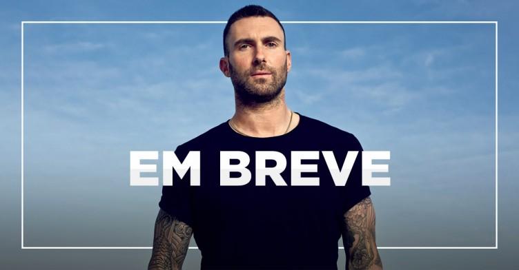 Banner da promoção Você no show do Maroon 5