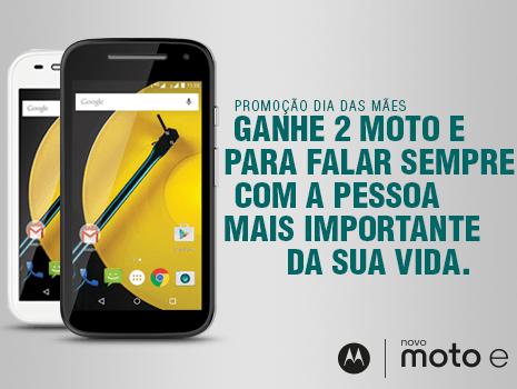 Placeholder - loading - Promoção - Promoção Dia das Mães - Smartphone Moto E