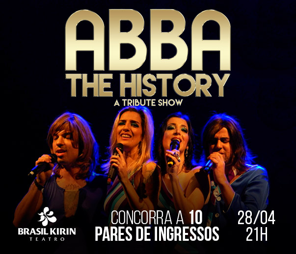 "Placeholder - loading - Promoção - Promoção ""ABBA, The History - A Tribute Show"" 2016"