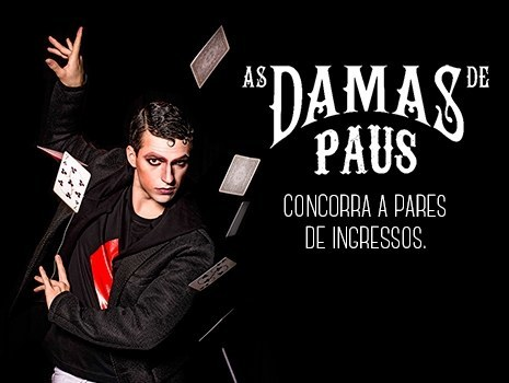 Placeholder - loading - Promoção - As Damas de Paus - O Musical
