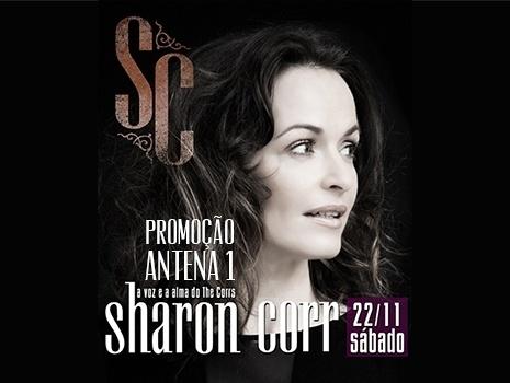Placeholder - loading - Promoção - Sharon Corr Antena 1
