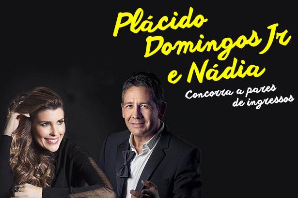 Placeholder - loading - Promoção - Show Plácido Domingo Jr. e Nádia Figueiredo