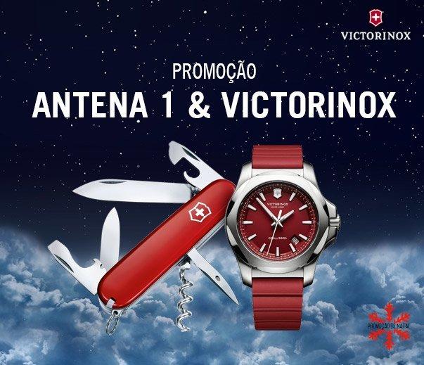 Placeholder - loading - Promoção - Promoção 2 da Antena 1 e Victorinox