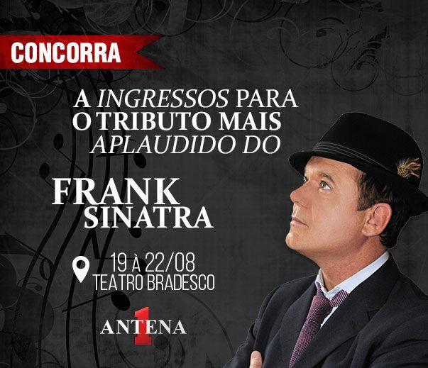Placeholder - loading - Promoção - Concurso cultural -  Tributo a Frank Sinatra