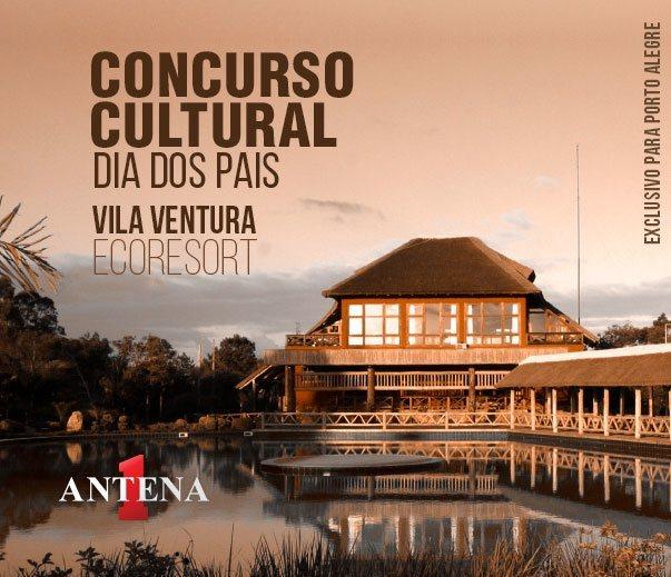 Placeholder - loading - Promoção - Concurso cultural Antena 1  - Dias dos pais no EcoResort Vila Ventura