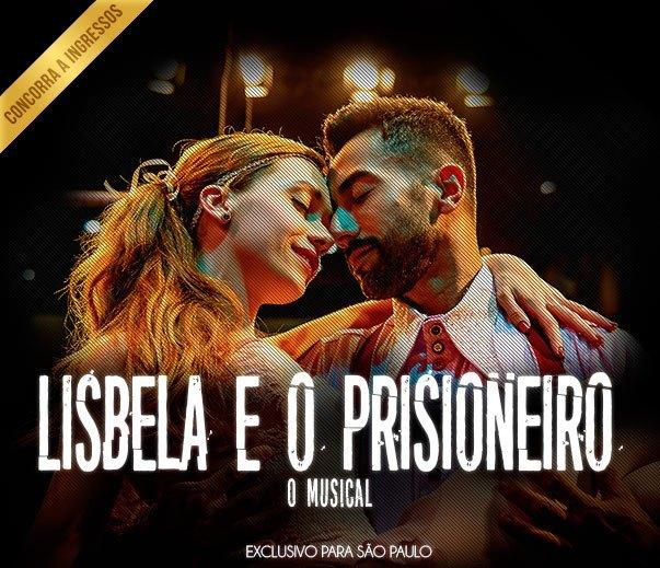 Placeholder - loading - Promoção - Concurso Cultural Lisbela e o Prisioneiro - O Musical