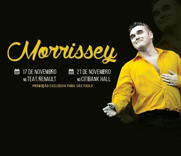 Placeholder - loading - Promoção - Concurso Cultural Show Morrissey