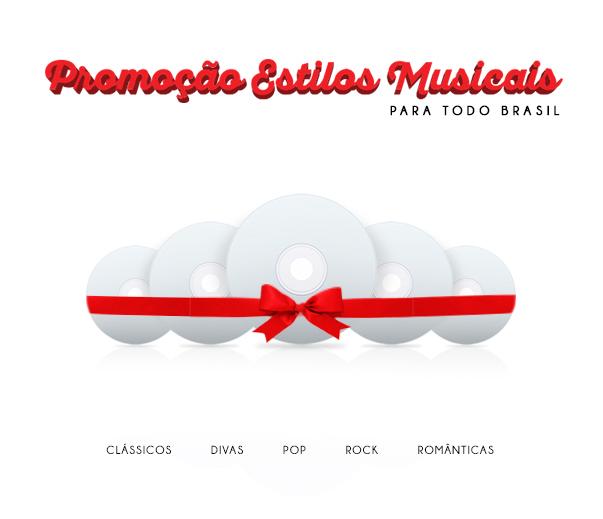 """Placeholder - loading - Promoção - Promoção """"Estilos Musicais"""""""