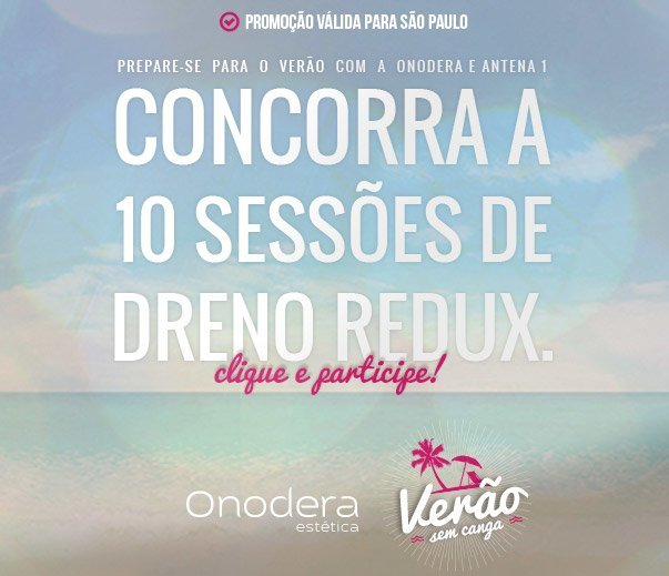 Placeholder - loading - Promoção - Concurso Cultural Onodera #veraosemcanga