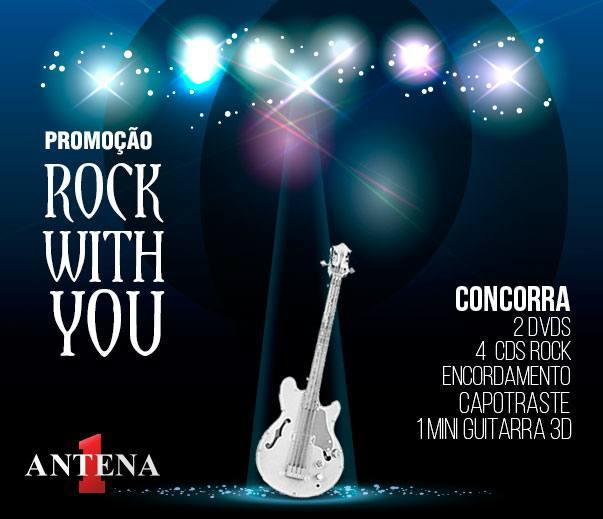 Placeholder - loading - Promoção - Compartilhe e Concorra - Rock With You