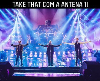 Placeholder - loading - Promoção - Show Take That