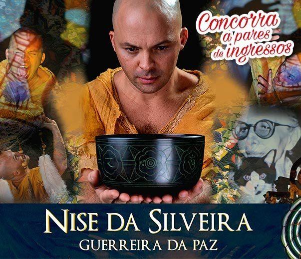 Placeholder - loading - Promoção - Promoção espetáculo Nise da Silveira, a guerreira da Paz!