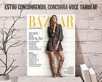 Placeholder - loading - Promoção - Compartilhe e concorra - Assinatura Revista Harper's BAZAAR