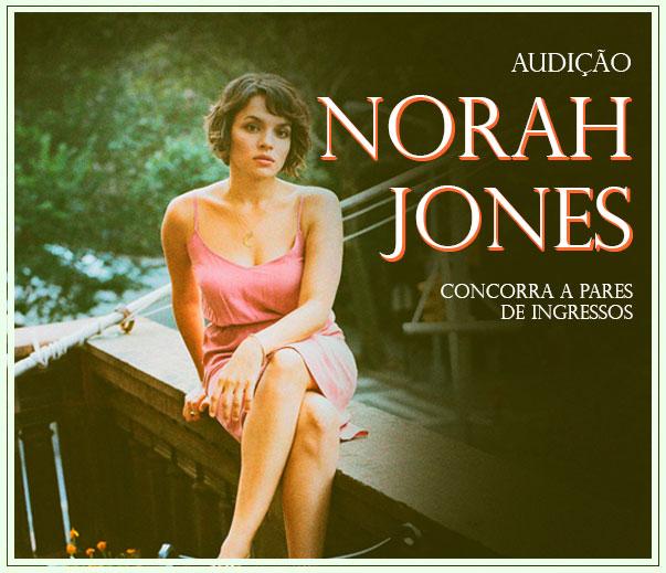 Placeholder - loading - Promoção - Audição Norah Jones