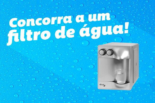 """Placeholder - loading - Promoção - Concurso Cultural """"Concorra a um filtro de água """"."""
