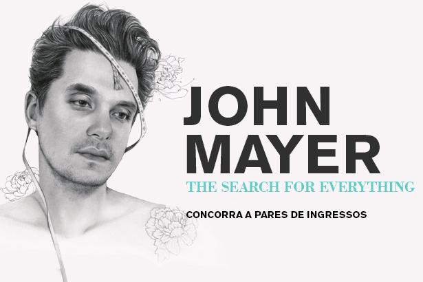Placeholder - loading - Promoção - John Mayer ao vivo em São Paulo
