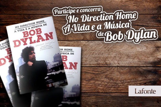 Placeholder - loading - Promoção - No Direction Home - A Vida e a Música de Bob Dylan