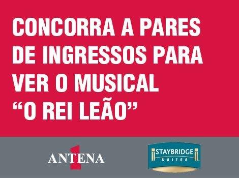 """Placeholder - loading - Promoção - Musical """"O Rei Leão"""""""