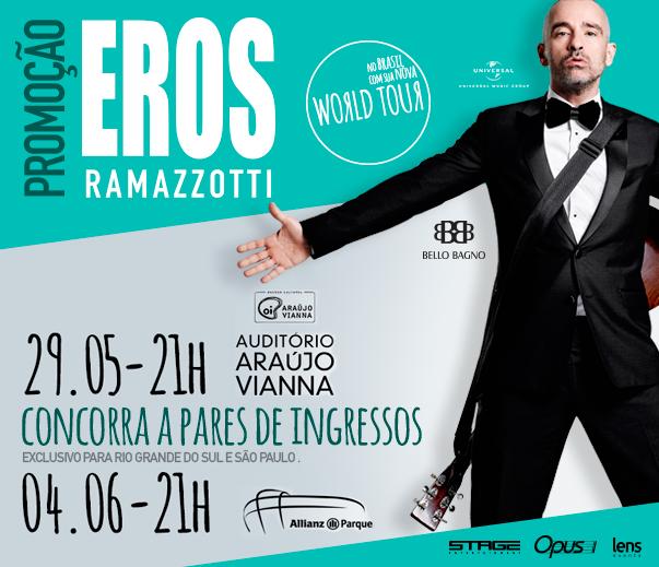 Placeholder - loading - Promoção - Show do Eros Ramazzotti - RS e SP