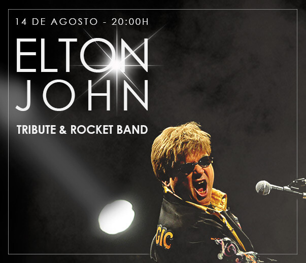 Placeholder - loading - Promoção - Elton John & Rocket Band Tribute