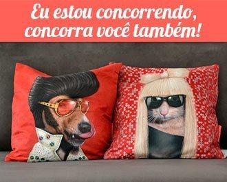 Placeholder - loading - Promoção - Compartilhe e Concorra - Almofadas Pets Rock