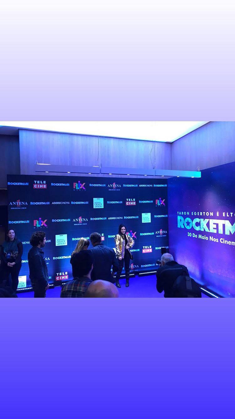 Pré-estreia Rocketman Antena 1