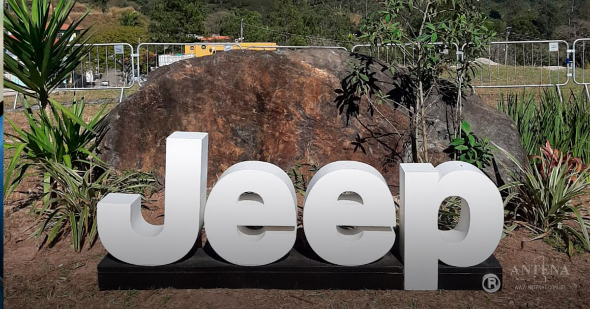 Evento da Jeep agitou SP
