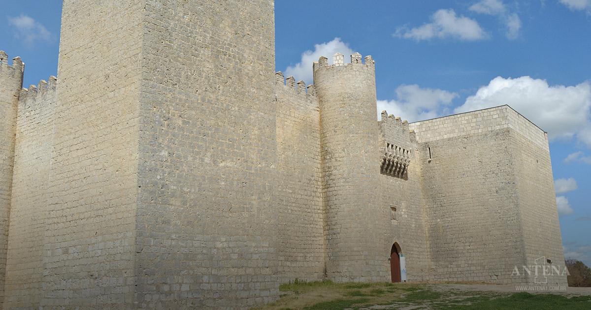 Montealegre de Campos, Valladolid, na Espanha