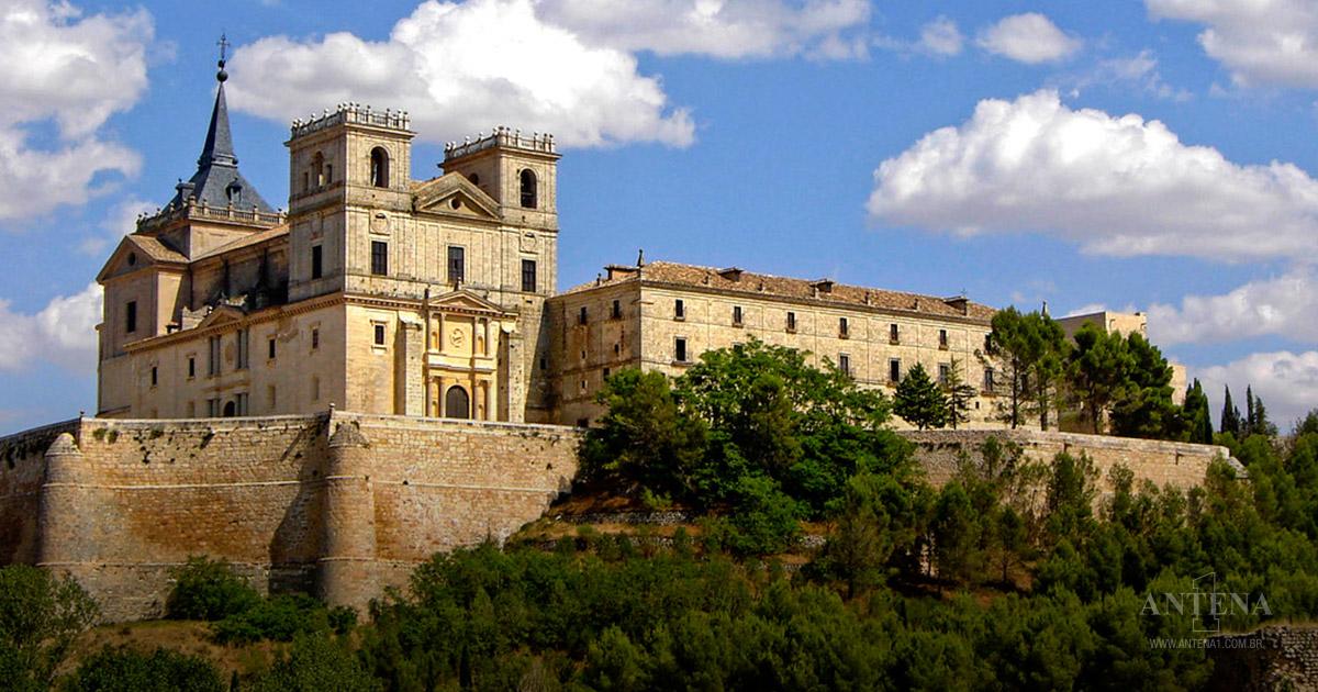 Ucles fica em Cuencas, na Espanha